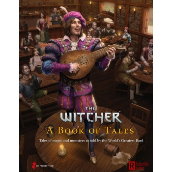 The Witcher TRPG: A Book of Tales - EN