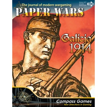Paper Wars Issue 97: Battle for Galicia - EN