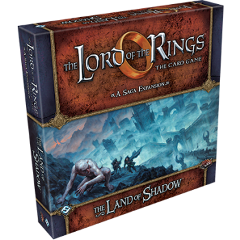 FFG - Lord of the Rings LCG: The Land of Shadow A Saga Expansion - EN