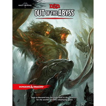 Dungeons & Dragons RPG - Out of the Abyss - EN