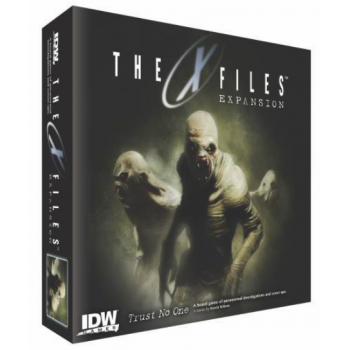 The X-Files: Trust No One Expansion - EN