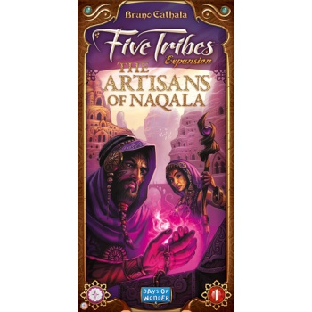 DoW Five Tribes - The Artisans of Naqala Expansion - EN