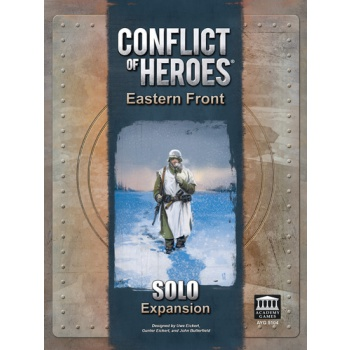 Conflict of Heroes: Eastern Front - Awakening the Bear! Solo Expansion - EN