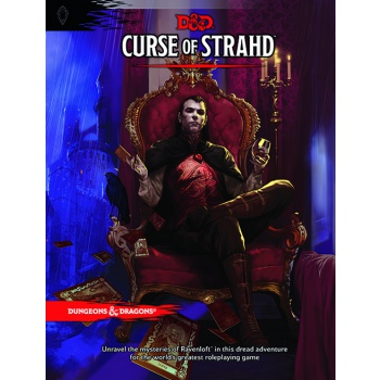 Dungeons & Dragons RPG - Adventure: Curse of Strahd - EN