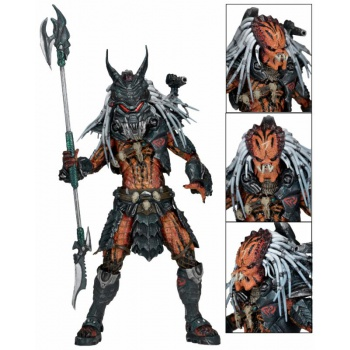 Predator - Clan Leader Predator Ultimate Deluxe Action Figure 21cm