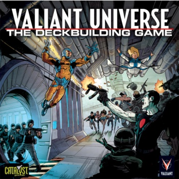 Legends Rising: The Valiant Universe Deckbuilding Game - EN