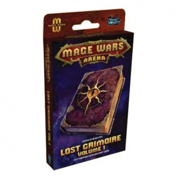 Mage Wars Arena - Lost Grimoire Volume 1 - EN