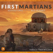 First Martians: Adventures on the Red Planet - EN