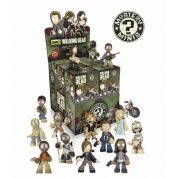 Funko - Walking Dead Series 4 - Mystery Minis Display Box (12 figures random packaged)