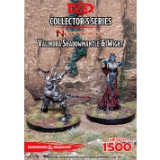 D&D Collector`s Series: Neverwinter - Valindra Shadowmantle & Wight