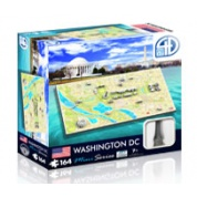 4D Cityscape - Washington DC Mini Puzzle