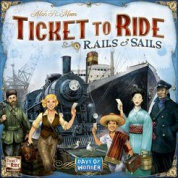 DoW - Ticket to Ride - Rails & Sails - EN