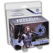 FFG - Star Wars: Imperial Assault: ISB Infiltrators Villain Pack - EN