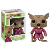 Funko POP! Teenage Mutant Ninja Turtles - Splinter Vinyl Figure 10cm