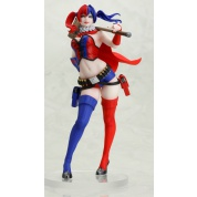 Bishoujo Collection - DC Comics New 52 HARLEY QUINN version 2 Ani Statue 23cm