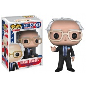 Funko POP! Campaign 2016 - The Vote: Bernie Sanders - Vinyl Figure 10cm