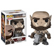 Funko POP! Movies - Warcraft: Orgrim - Vinyl Figure 10cm