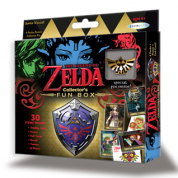 The Legend of Zelda: Trading Card Collection - Collector's Fun Box - EN