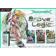 Luck & Logic - Trial Deck: Brave Logic - EN