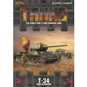 Tanks: Soviet T-34 Tank Expansion - EN