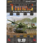 Tanks: Soviet SU-100 Tank Expansion - EN