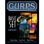 GURPS Basic Set: Campaigns - EN