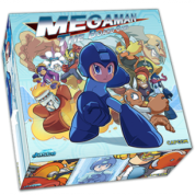 Mega Man Board Game - EN (Slightly damaged box)
