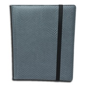 Legion - 4 Pocket Dragonhide Binder - Grey