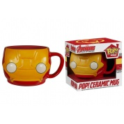 Funko POP! Homewares - Marvel Mugs - Iron Man Ceramic Mug