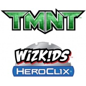 HeroClix - Teenage Mutant Ninja Turtles 24ct. Gravity Feed Display Set 2 - EN