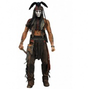 The Lone Ranger 1/4 Scale Tonto 18-inch Action figure limited edition (TBD) (Slightly damaged box)