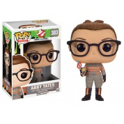 Funko POP! Movies Ghostbusters 2016 - Abby Yates Vinyl Figure 10cm