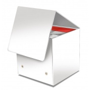 UP - Deck Box Solid - White Artist Series CUB3