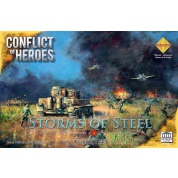 Conflict of Heroes: Storms of Steel! - Kursk 1943 2nd Edition - EN