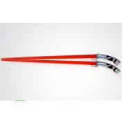 Star Wars - Count Dooku Lightsaber (red) Chopstick (2) 23cm