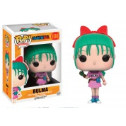 Funko POP! Animation Dragonball Z series 2 - Bulma Vinyl Figure 10cm