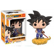 Funko POP! Animation Dragonball Z series 2 - Goku & Flying Nimbus Vinyl Figure 10cm
