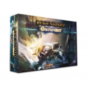 Legendary Encounters: A Firefly Deck Building Game - EN