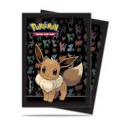 UP - Deck Protector Sleeves - Pokemon - Eevee (65 Sleeves)