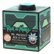 Mr. Meeseeks' Box O' Fun: The Rick and Morty Dice & Dares Game - EN