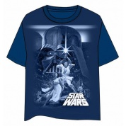 Star Wars Classic A New Hope T-Shirt - Size S