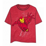 Iron Man Fly Red T-Shirt - Size M
