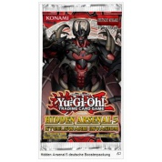 Yu-Gi-Oh! - Hidden Arsenal 5 - Booster Display (24 lose Booster) - DE
