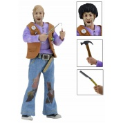 Texas Chainsaw Massacre 2 - Chop Top 30th Anniversary Clothed Doll 20cm Action Figure