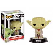 Funko POP! Star Wars - Dagobah Yoda Vinyl Figure Bobble Head 10cm