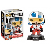 Funko POP! Star Wars Episode VII The Force Awakens - Snap Wexley Bobble Head 10cm