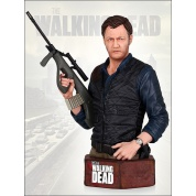 The Walking Dead The Governor 1/6 Scale Mini Bust 19cm (Slightly damaged box)