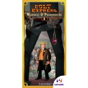 Colt Express: Marshal and Prisoners - EN