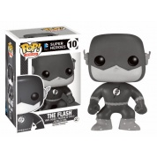 Funko POP! Heroes - Black and White Series: The Flash - Vinyl Figure 10cm