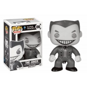Funko POP! Heroes - Black and White Series: The Joker - Vinyl Figure 10cm